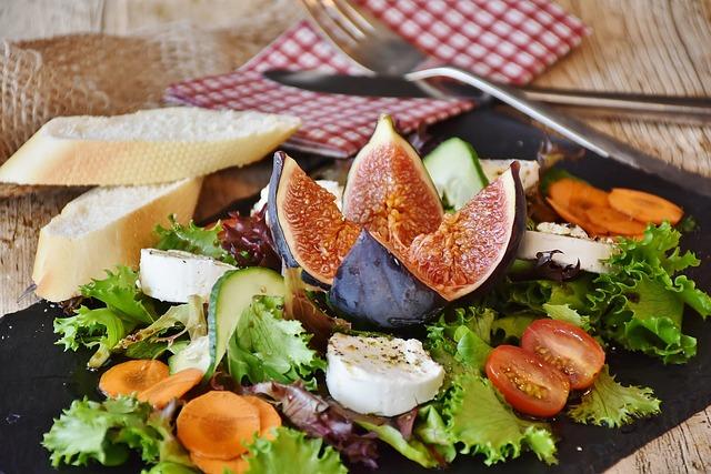 Dieta Balanceada para bajar de peso