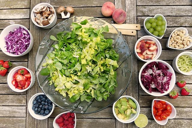 ¿Que cantidad de comida puedo ingerir para tener una Alimentación Saludable?