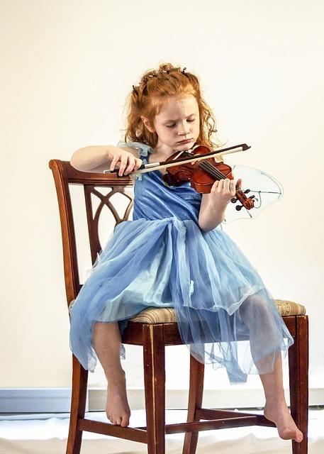 la inteligencia musical en niños