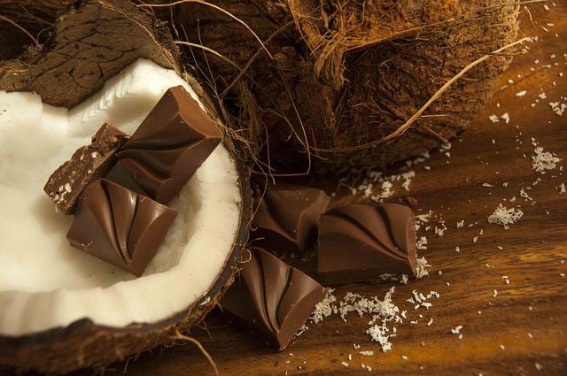 cómo consumir el coco