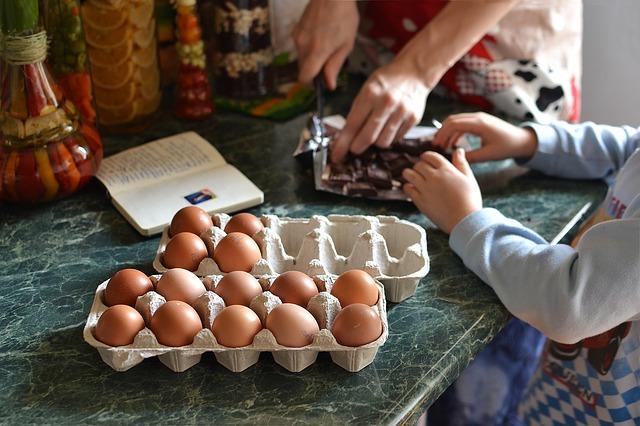 tareas que hacen los niños según la edad