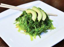 superalimento: alga wakame