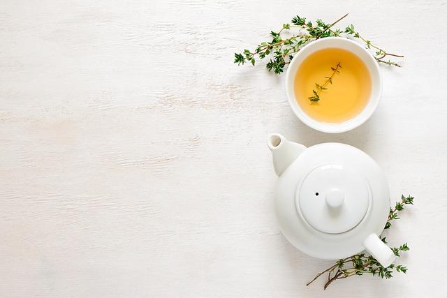 cómo tomar el té verde