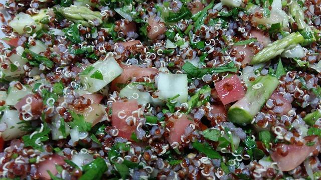 cómo tomar la quinoa
